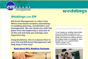 EM Event Management Before